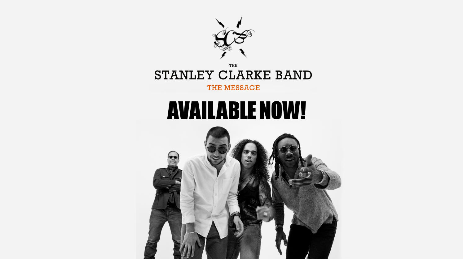 Stanley Clarke : Official Website