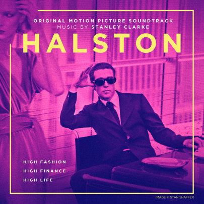 Stanley Clarke Halston Soundtrack Album